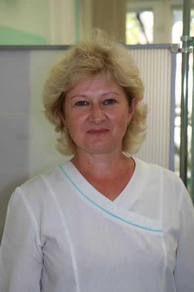Власова  Ирина Николаевна - фотография