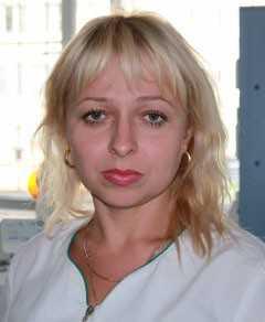 Черкашина Лилия Владимировна - фотография