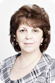Сластникова Татьяна Николаевна - фотография