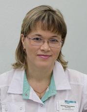 Уланова Наталья Николаевна - фотография