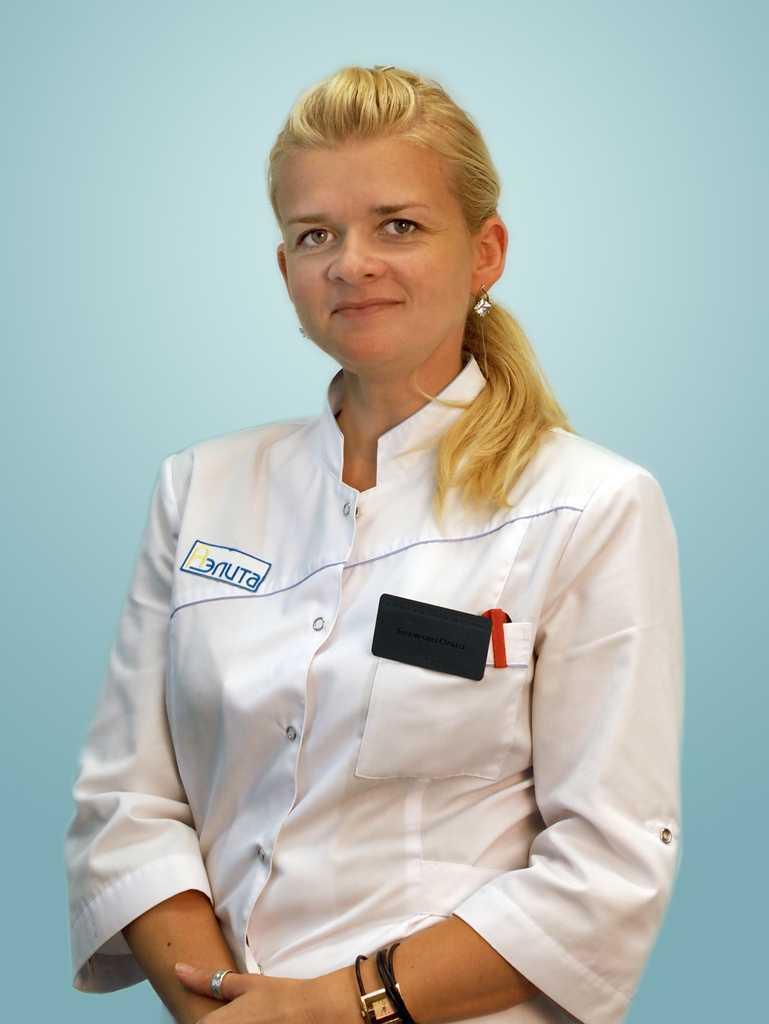 Белякова Ольга - фотография