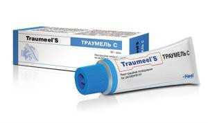 Пародонтит лечение препараты траумель