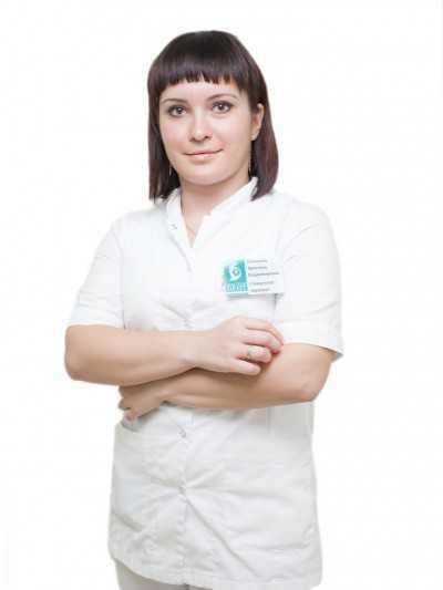 Линькова Кристина Владимировна - фотография