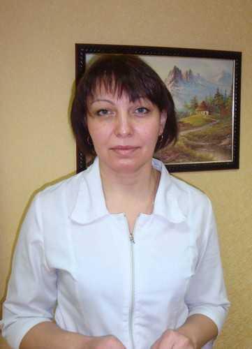Шунина Светлана Сергеевна - фотография