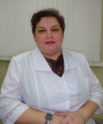 Шерышева Марина Александровна - фотография