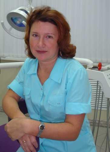 Ларичкина Ольга Вячеславовна - фотография