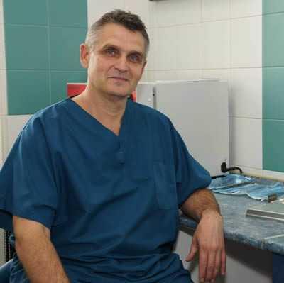 Бречко Сергей Борисович - фотография