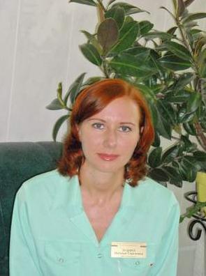 Федосеева Наталья Сергеевна - фотография