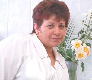 Колчина Инна Константиновна  - фотография