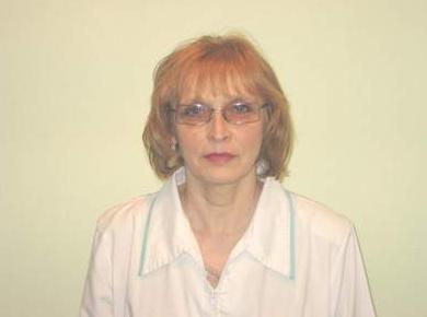 Янсон Елена Генриховна  - фотография