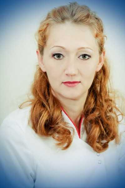 Литвякова Анастасия Евгеньевна - фотография