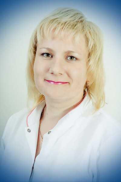 Красноборова Юлия Алексеевна - фотография
