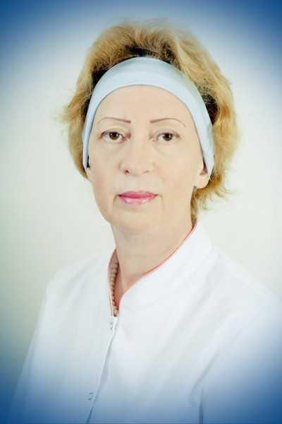 Никитина Людмила Евгеньевна - фотография