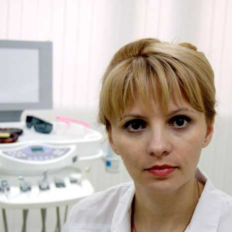 Ковальчук Елена Александровна - фотография
