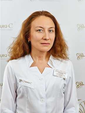 Осинцева Екатерина Ивановна - фотография